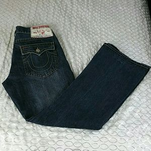 True Religion Billy Big T Bootcut Jeans 34x34